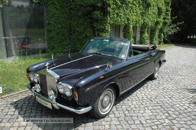 Rolls Royce  Silver Shadow RHD * one of only 505 pieces * 1967 Vintage, Classic and Old Cars photo