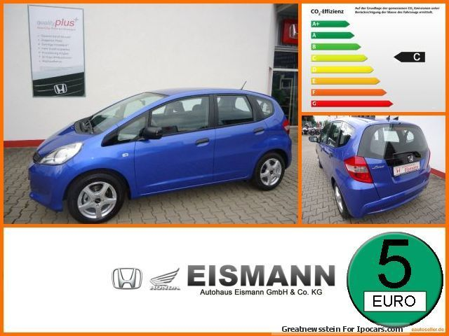 2013 Honda  Jazz 1.2 i-VTEC 50 years edition with 15-inch aluminum Small Car Pre-Registration photo