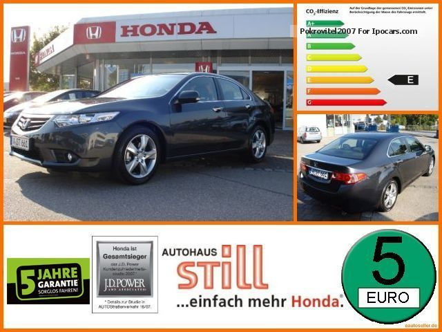 2012 Honda  Accord 2.0 Advantage Bi-Xenon + PDC + SH Saloon New vehicle photo