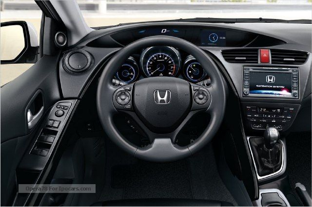 2013 Honda Civic 1 4 I Vtec Comfort Aktionspreis Car