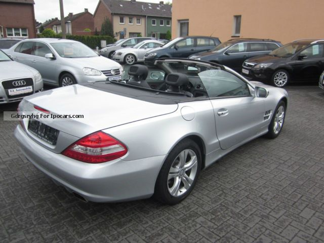 2009 mercedes benz sl 350 7g tronic condition completely. Black Bedroom Furniture Sets. Home Design Ideas