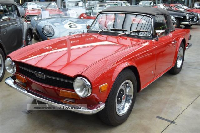 1972 Triumph  Convertible Cabriolet / Roadster Classic Vehicle photo
