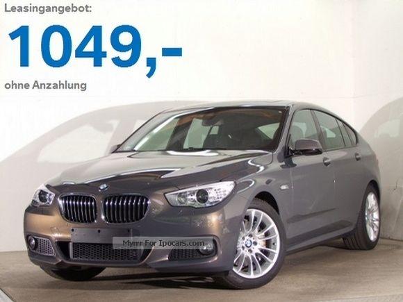 2012 BMW 530d xDrive Gran Turismo lease: 1049 EUR, Navi ...
