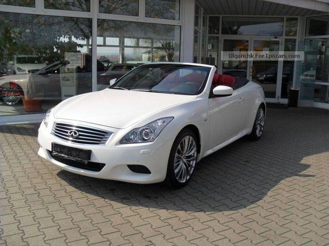 2013 infiniti g37 convertible gt premium zentrum dresden. Black Bedroom Furniture Sets. Home Design Ideas