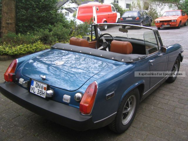 MG  Midget 1975 Vintage, Classic and Old Cars photo