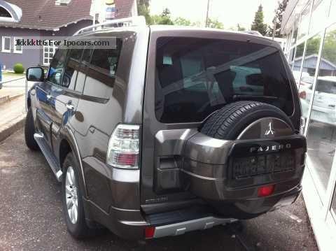 2009 Mitsubishi Pajero DI-D Instyle Limited Edition - Car