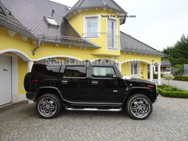 Hummer  H2 - top condition! Full equipment! Petrol / Gas! 2012 Liquefied Petroleum Gas Cars (LPG, GPL, propane) photo