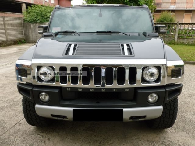 2008 Hummer  H2 6.2 V8, Luxury, gas conditioning, Excellent condition! Off-road Vehicle/Pickup Truck Used vehicle photo
