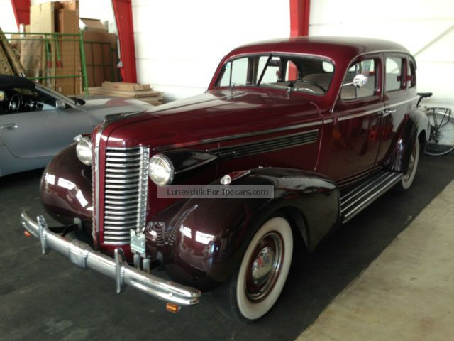 1938 Buick  Special 41 built 1938 Saloon Used vehicle photo