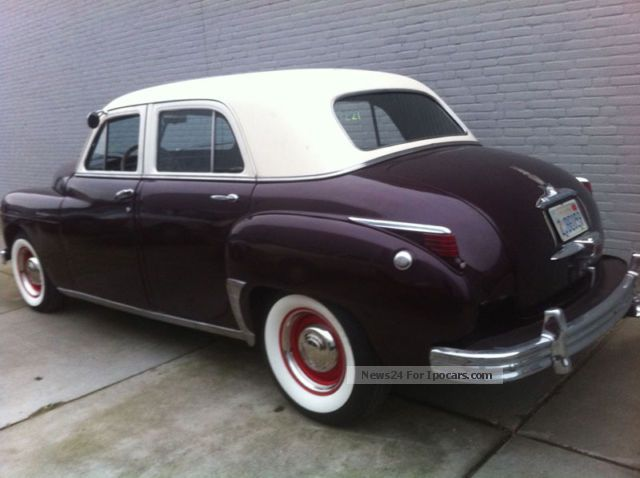 1949 plymouth special deluxe sedan car photo and specs for 1949 plymouth 4 door sedan