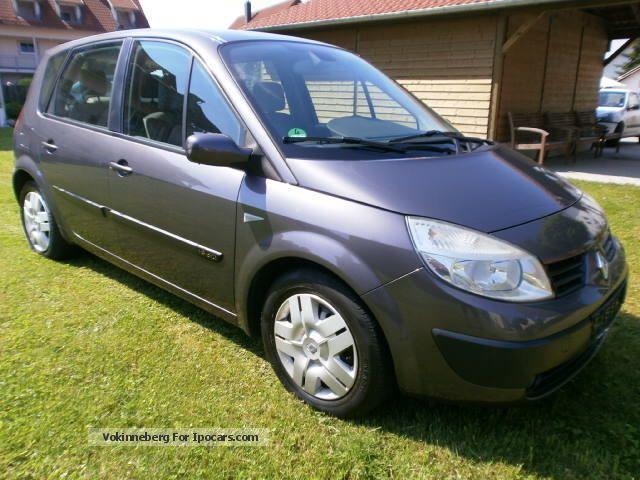 2005 Renault  1.9 DCI * SCHECKHEFTGEPFL * WARRANTY * AHK * ACCIDENT FREE * Van / Minibus Used vehicle(Accident-free) photo