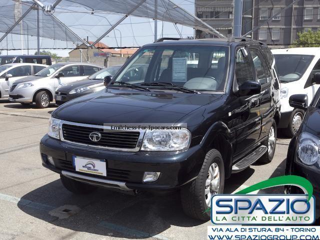 2008 Tata  Safari 2.2 Dicor 5p. 4x4 Estate Car Used vehicle photo