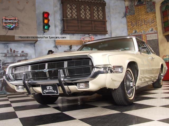 2012 Ford  Thunderbird Suicide Doors / 360 hp V8!!! Saloon Classic Vehicle photo