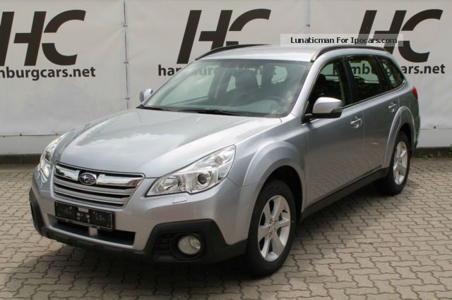 2012 Subaru Outback 2 5i Cvt Active Xenon Immediately New Mod