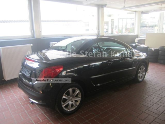 2012 peugeot 207 cc 120 vti sport i hand 16 car photo. Black Bedroom Furniture Sets. Home Design Ideas
