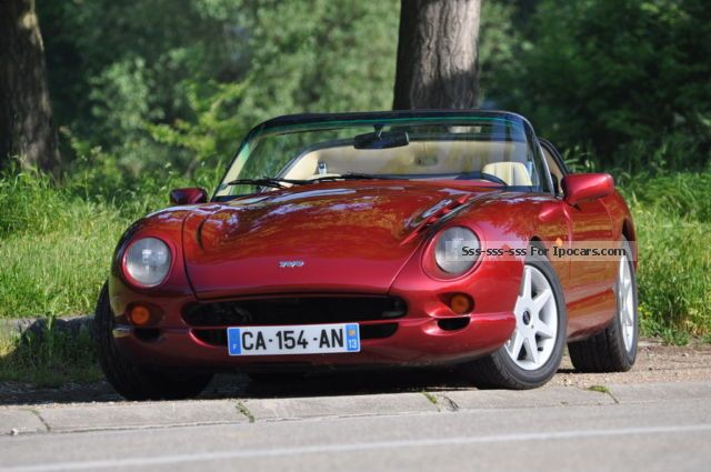 2000 TVR  Chimaera 5.0i Cabriolet / Roadster Used vehicle photo