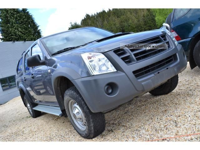 2009 Isuzu  D-Max 2.5 GB - 4DW / / / 2 ANN WARRANTY / / / Off-road Vehicle/Pickup Truck Used vehicle photo