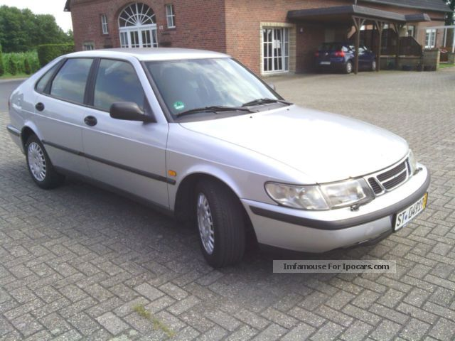 1998 Saab  9-5 / 900 / TUV New 07.2015 / climate / 2 airbags Saloon Used vehicle (Accident-free) photo