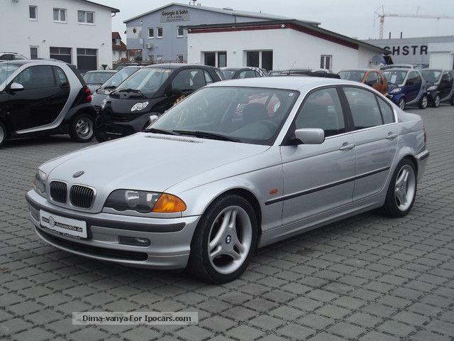 1998 Bmw 323i E46 Climate Control Sitzhzg Good Condition Car Photo And Specs