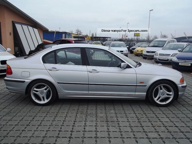 1998 Bmw 323i E46 Climate Control Sitzhzg Good Condition Car Photo And Specs