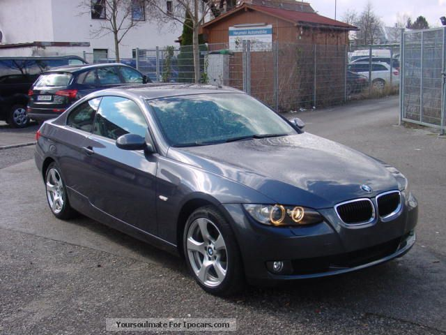 2008 BMW  320iA Coupe Automatic climate control / partial leather / xenon Sports Car/Coupe Used vehicle photo