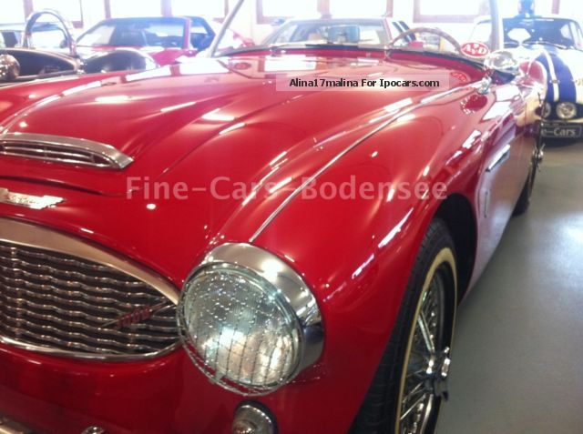 Austin Healey  BN-7 MK-1 17,000 mls inklsv hardtop 1959 Vintage, Classic and Old Cars photo