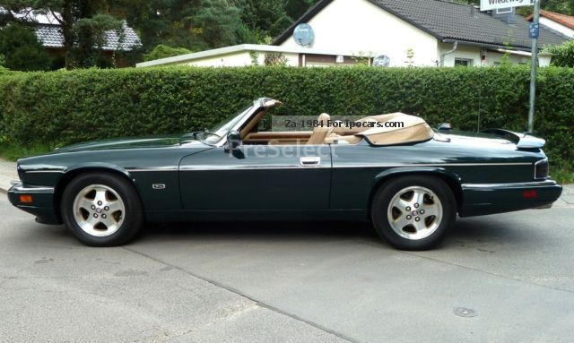 1994 Jaguar  XJS 6.0l V12 Cabriolet 2 +2 - absolutely great! Cabriolet / Roadster Used vehicle(Accident-free) photo