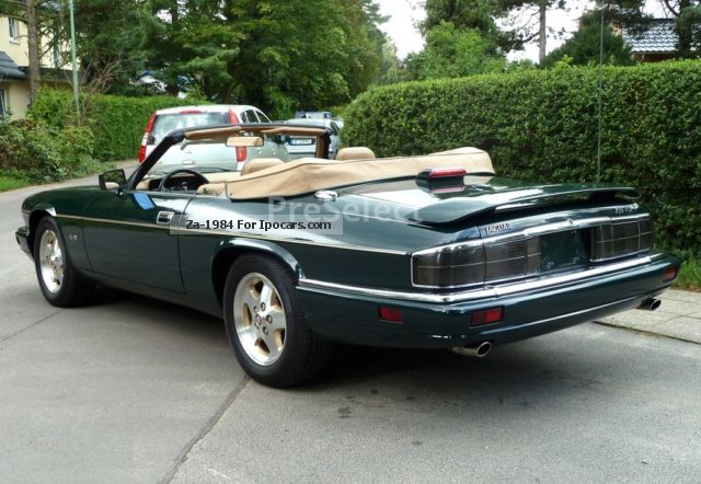 1994 jaguar xjs v12 cabriolet 2 2 absolutely great. Black Bedroom Furniture Sets. Home Design Ideas