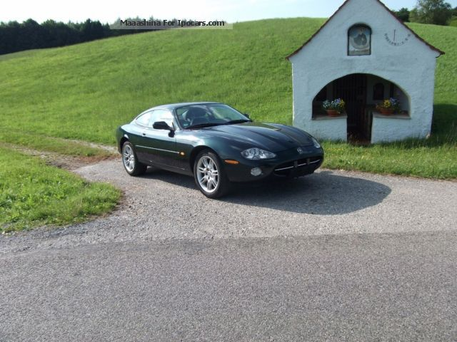 2001 Jaguar  XK8 Coupe Sports Car/Coupe Used vehicle(Accident-free) photo