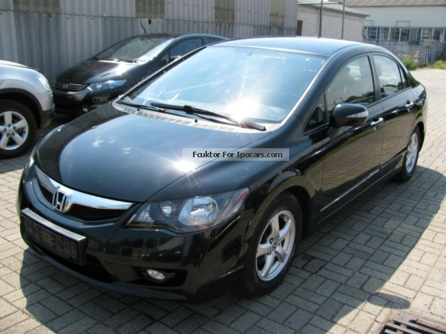 Honda Civic Hybrid 1 3i Dsi Vtec Ima Cvt Prod 04 2009 Cars Photo