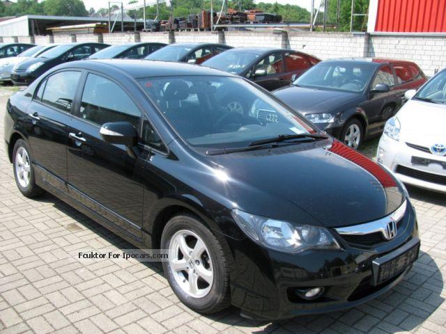 2009 honda civic hybrid 1 3i-dsi vtec ima cvt prod 04 2009