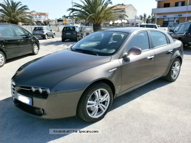 Alfa Romeo  159 1.8 140CV progression * GPL * 2010 Liquefied Petroleum Gas Cars (LPG, GPL, propane) photo