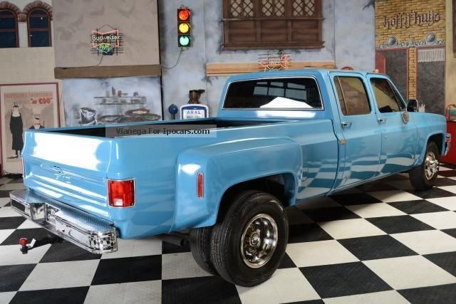 2012 Chevrolet  3500 Diesel - double cab Off-road Vehicle/Pickup Truck Classic Vehicle photo