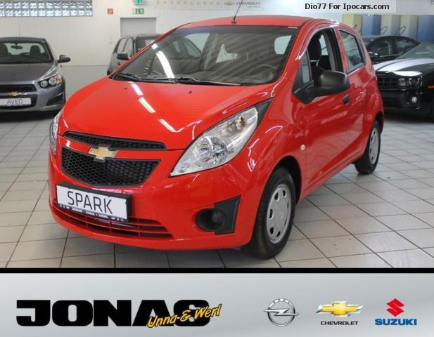 2013 Chevrolet  Spark 1.0 + m. for 95, - € no deposit 0.0% * Small Car Pre-Registration photo