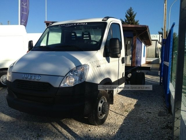 2012 Iveco  DAILY Daily 35C13 TELAIO Off-road Vehicle/Pickup Truck New vehicle photo