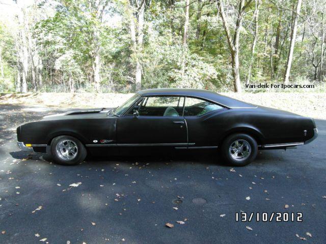 1967 Oldsmobile Delmont 88 455 Super Rocket  Car Photo and Specs