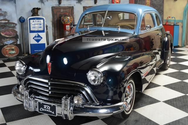 Oldsmobile  Club Coupe Series 68 1947 Vintage, Classic and Old Cars photo