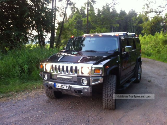Hummer  H2 2012 Liquefied Petroleum Gas Cars (LPG, GPL, propane) photo