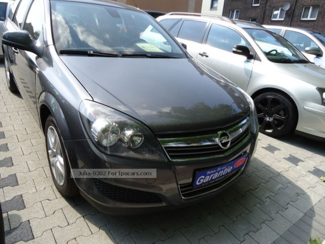 2010 opel astra h caravan edition car photo and specs. Black Bedroom Furniture Sets. Home Design Ideas