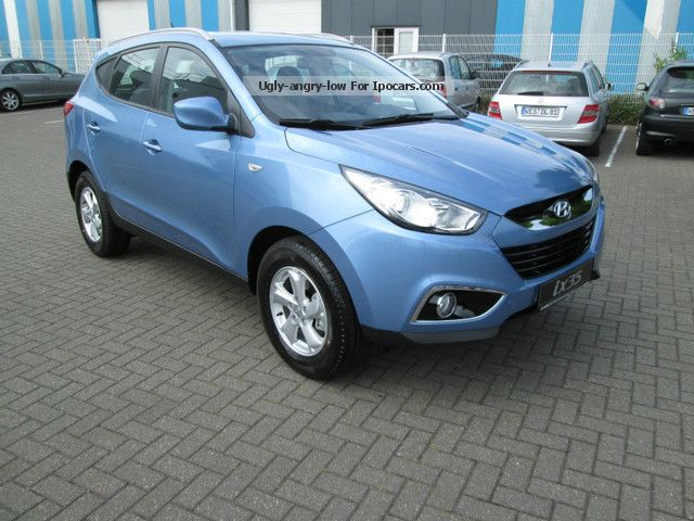 2012 Hyundai  ix35 1.6 2WD 5-Star Edition * KeinEU * from 0.9% Off-road Vehicle/Pickup Truck New vehicle photo