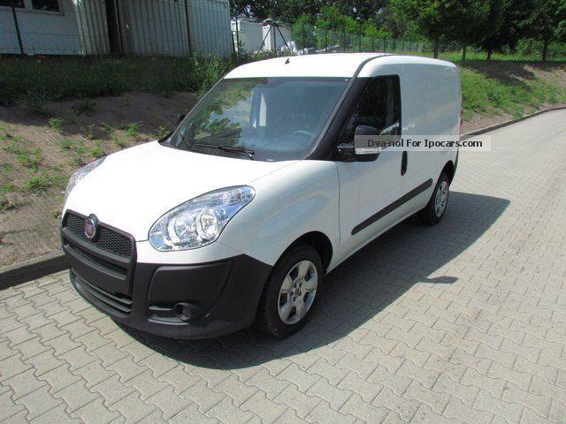2012 Fiat  Doblo 1.3 base Van / Minibus New vehicle photo