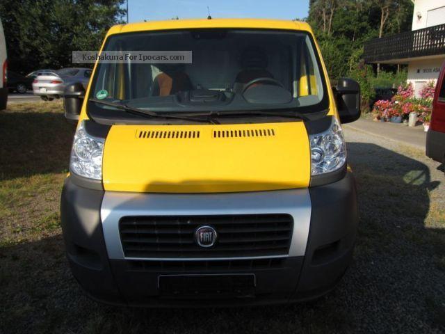 2011 Fiat  Ducato L1H1 Van 35 - Forwarding Van / Minibus Used vehicle photo