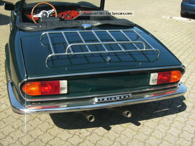 1978 Triumph  MK4 1500 Cabriolet / Roadster Used vehicle (Accident-free) photo