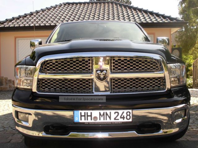 Dodge  Ram 2500 4x4 Hemi Prins LPG 2012 Liquefied Petroleum Gas Cars (LPG, GPL, propane) photo