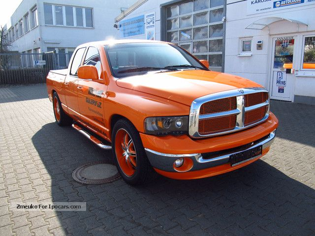 Dodge  RAM 1500 LPG 2002 Liquefied Petroleum Gas Cars (LPG, GPL, propane) photo