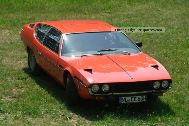 Lamborghini  Espada S3 1973 Vintage, Classic and Old Cars photo