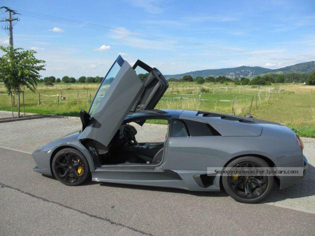2012 Lamborghini Murcielago Lp 640 E Gear Ceramics Factory Warranty