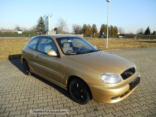 2004 Daewoo Lanos 1.5 SE PLUS - Car Photo and Specs