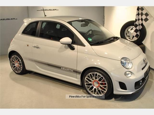 2013 Abarth  500 1.4 16V T-Jet Saloon Employee's Car photo