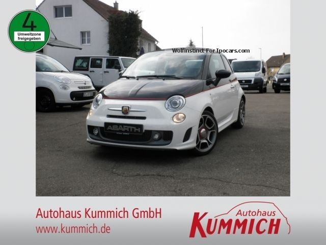 2013 Abarth  500C 595C 1.4 16V Turismo Saloon Pre-Registration (Accident-free) photo